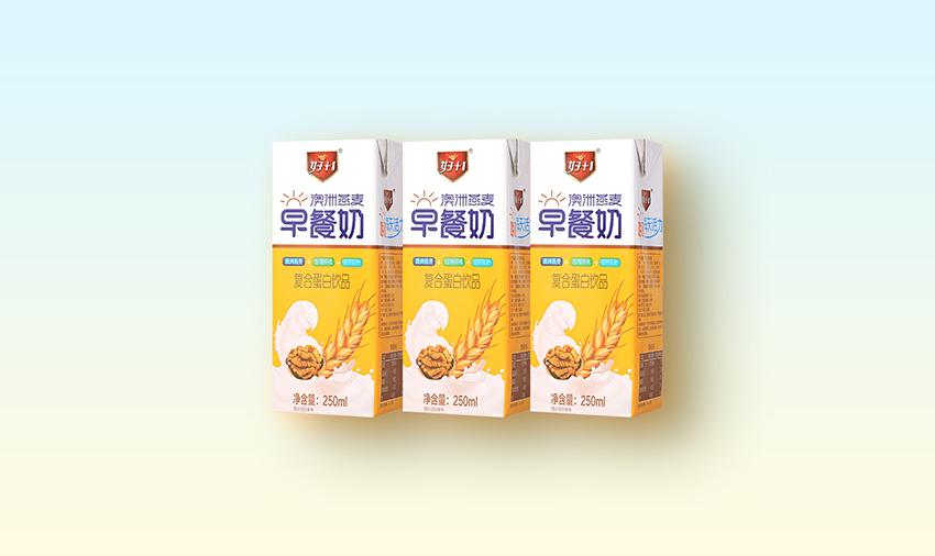 澳洲燕麦早餐奶
