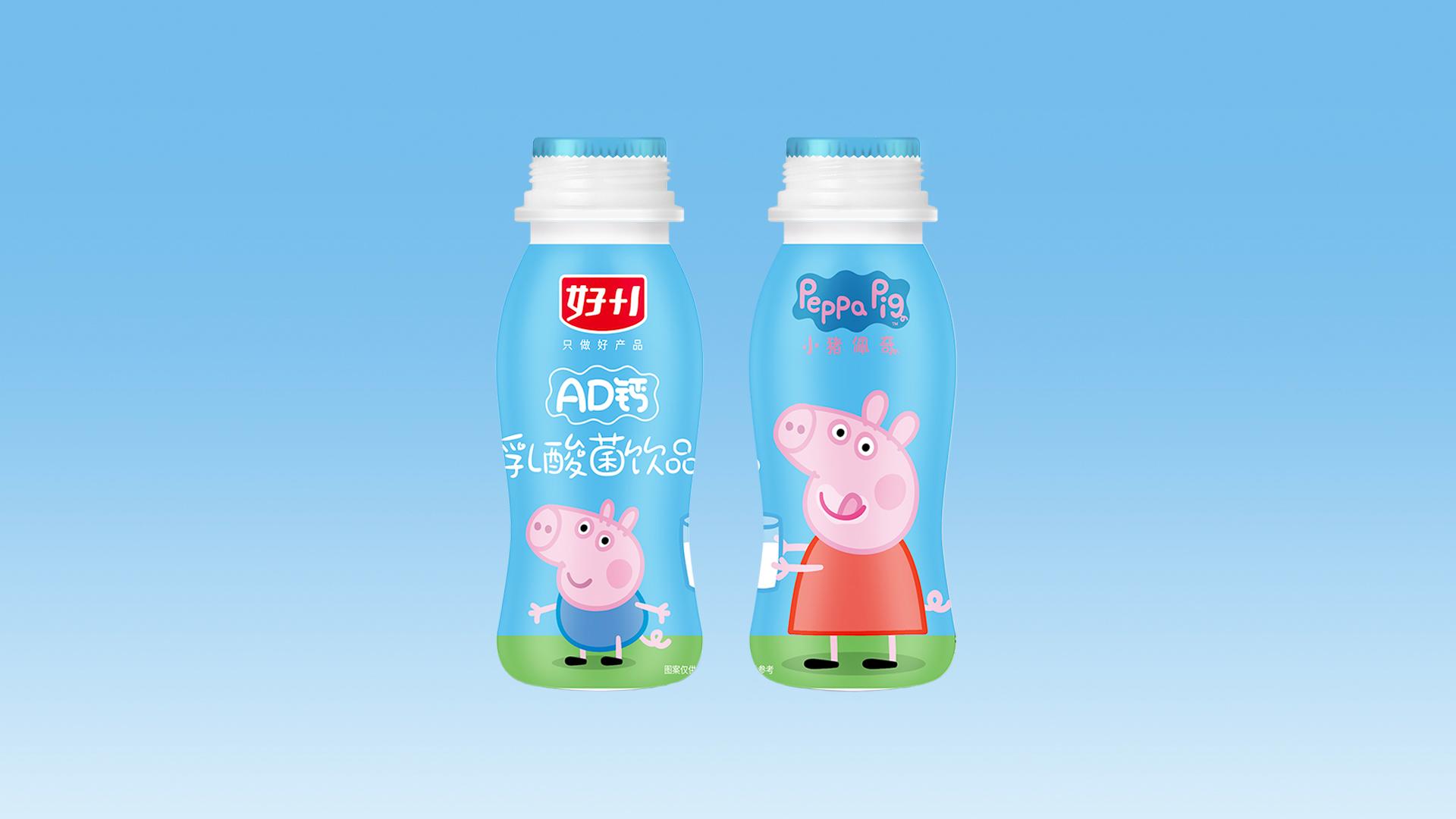 AD钙乳酸菌饮品200ml