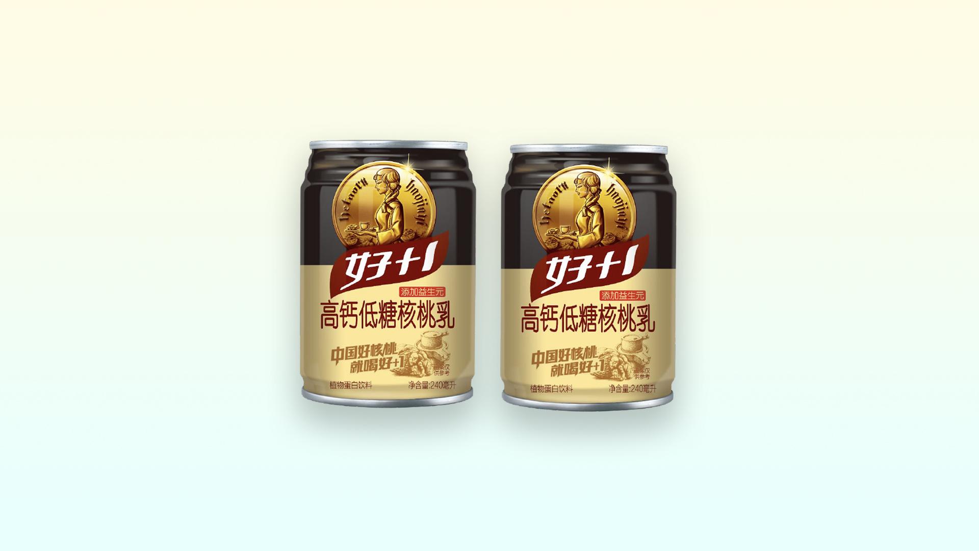 高钙低糖bobios乳矮罐