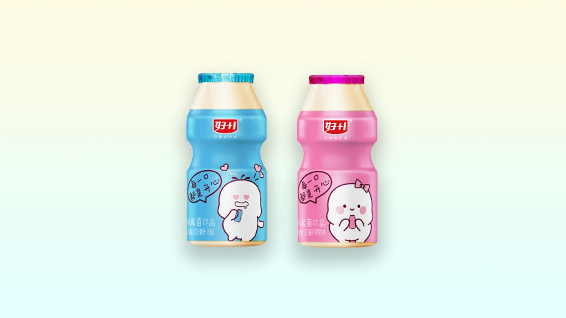 好+1乳酸菌饮品100ml