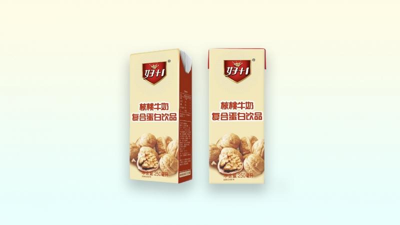 好+1核桃牛奶复合蛋白
