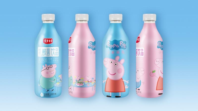 乳酸菌饮品PET装1.25l