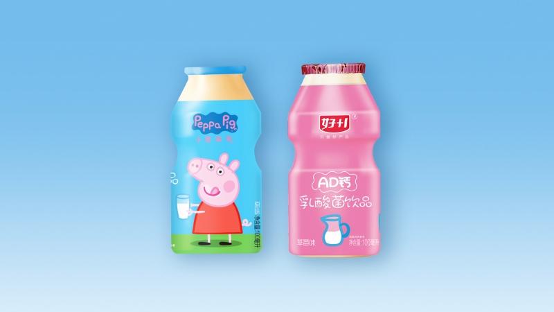 AD钙乳酸菌饮品100ml