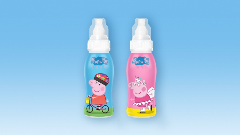 乳酸菌饮品硬奶嘴装200ml