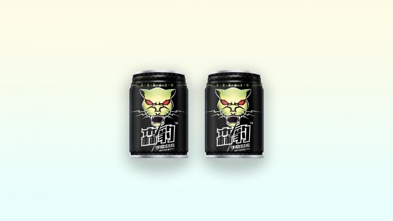 森豹能量饮料240ml